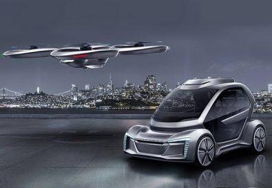 Audi Uçan otomobil