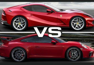 Ferrari-Porsche-karşılaştırma