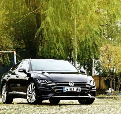 Volkswagen Arteon 4Motion RLine Testi
