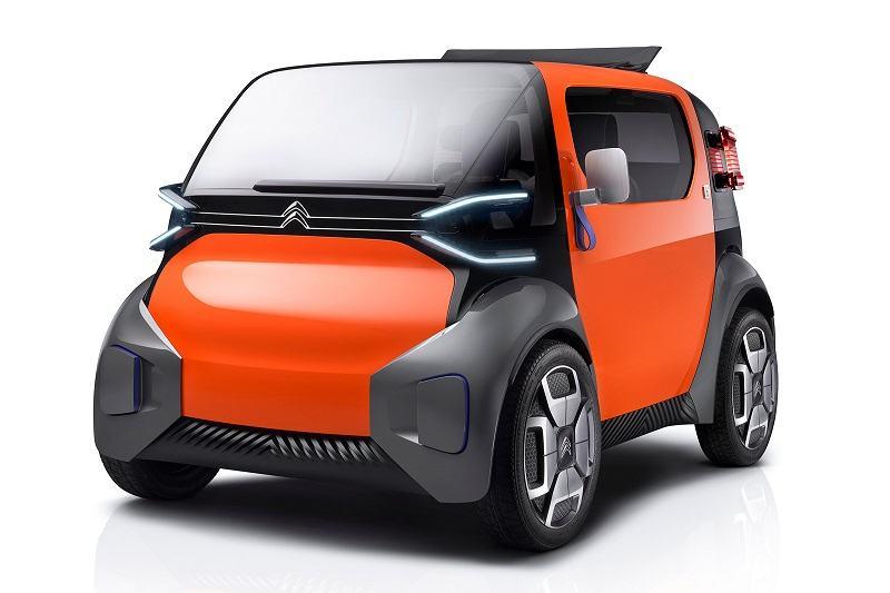 Citroen Ami One Concept Tanıtıldı