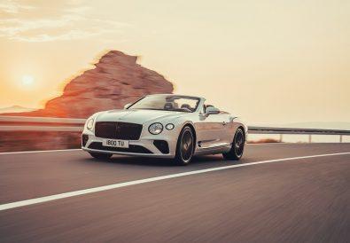 Yeni Bentley Continental GT Convertible
