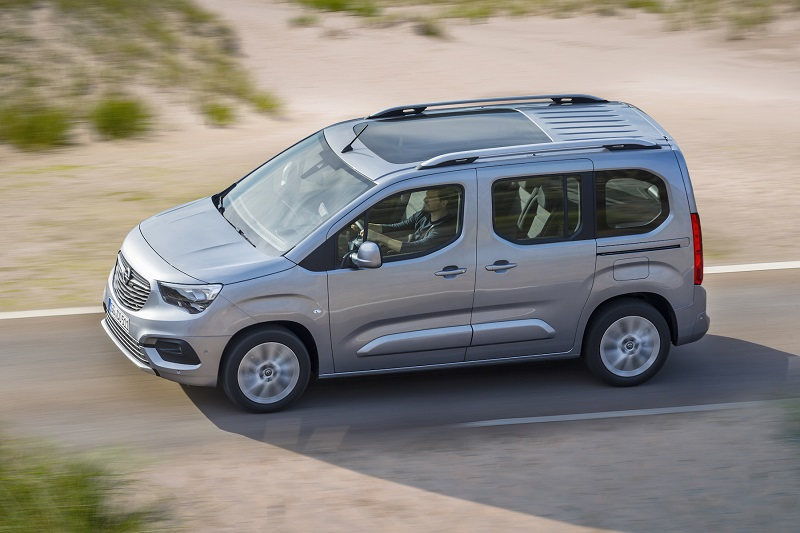 Yeni Opel Combo Testi