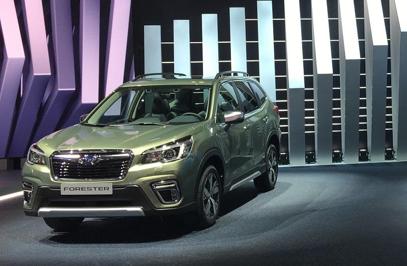 Yeni Subaru Forester Hibrit