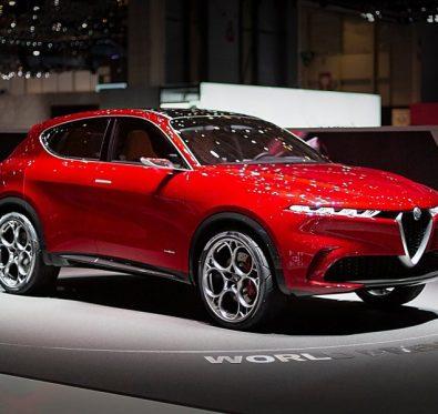 Alfa Romeo Tonale Hibrit