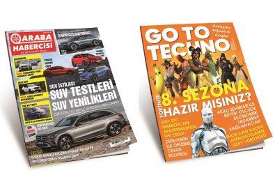 Araba Dergileri Araba Habercisi Dergisi