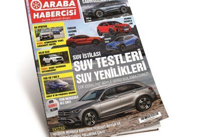 Araba Habercisi Dergisi Dergilik