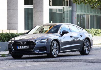 Murat Tosun Audi A7 Test