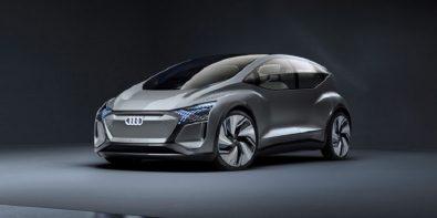 Audi AIME konsept aracı