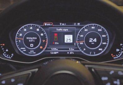 Audi Akıllı Araba