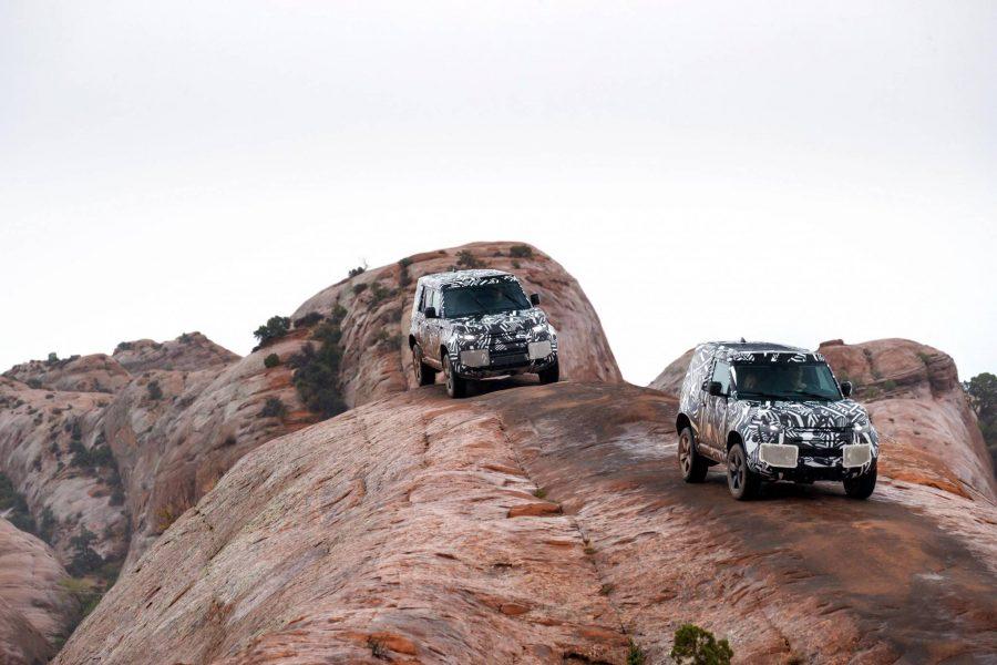 Dünya Land Rover Günü Defender
