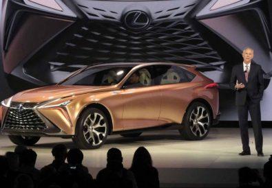 Elektrikli Araba Toyota Lexus