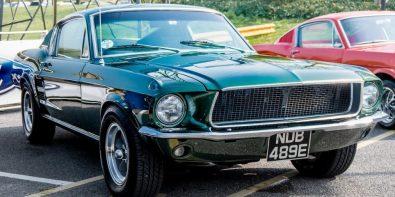 Ford Mustang 55 Yaşında