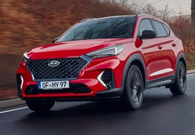Hyundai Tucson N Line Video