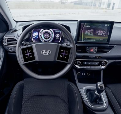 Hyundai Yeni İç Mekan