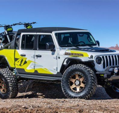 Jeep GladiatorMoab Fuarı