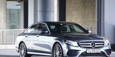 Mercedes Benz E180 Testi