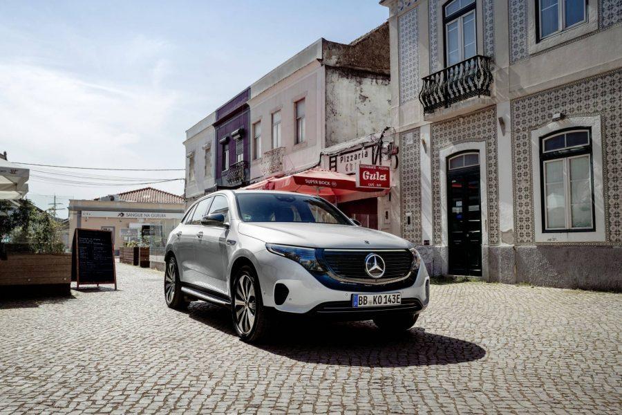 Mercedes Benz SUV EQC