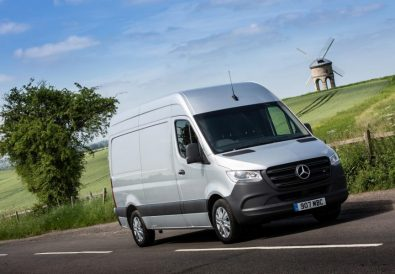 Mercedes Benz Sprinter Start Stop