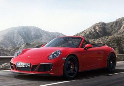 Porsche 911 Speedster Tanıtıldı