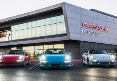 Porsche Alibaba Ortaklık