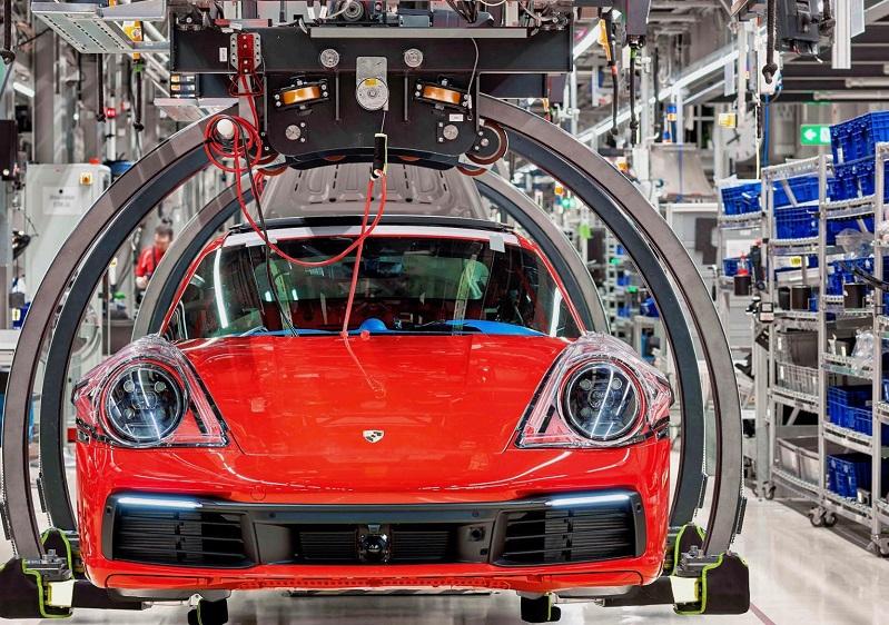 Porsche Emisyon Haberleri