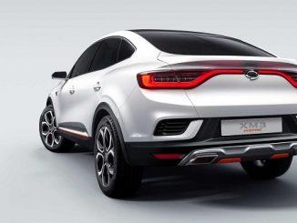Renault Coupe SUV Geliyor.