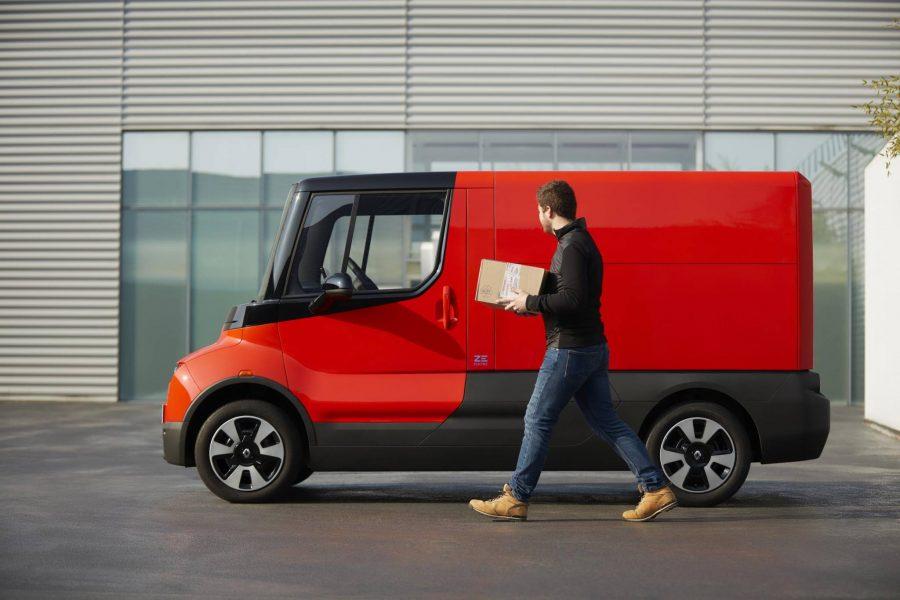 Renault EZ FLEX Tanıtıldı
