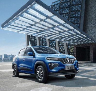 Renault Kompakt SUV KZE