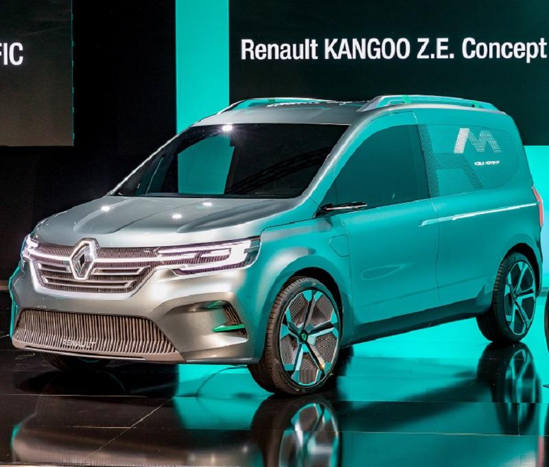 Renault Ticari Araçlar 2019