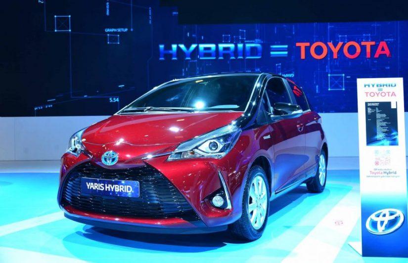 Toyota Hibrit Arabalar