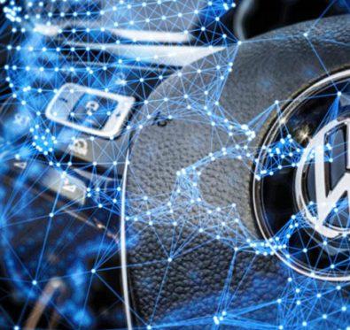 Volkswagen Blockchain Anlaşması