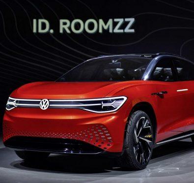 Volkswagen Elektrikli SUV Modeller