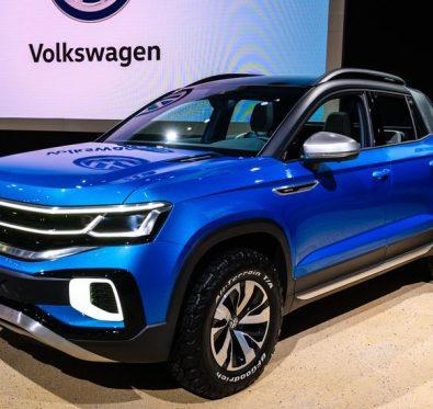 Volkswagen Tarok Pickup Tanıtıldı