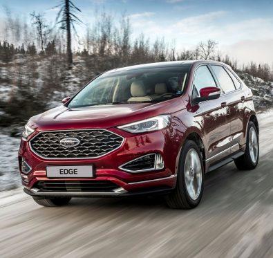 Yeni Ford Edge Tanıtıldı