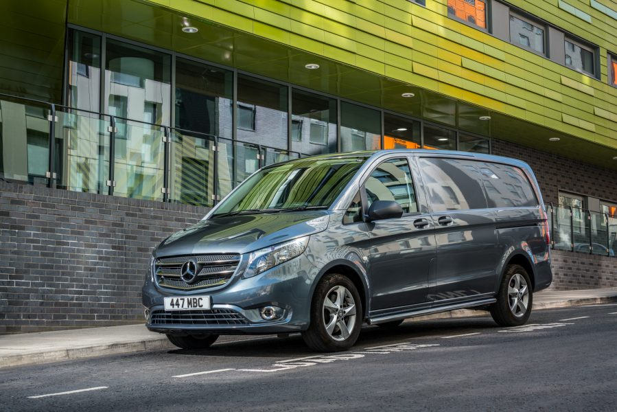 Yeni Mercedes Benz Vito