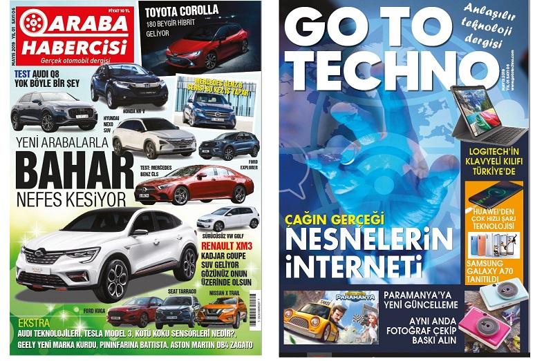 Araba Dergisi Araba Habercisi