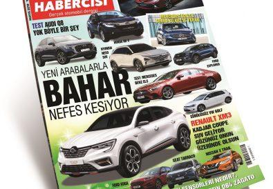 Araba Habercisi Dergisi Mayıs