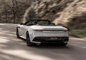 DBS Superleggera Volante Tanıtıldı