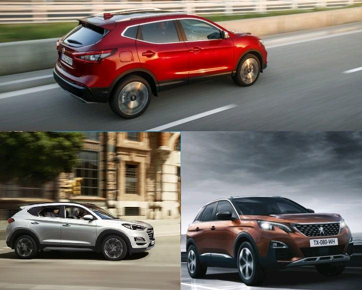 Dizel Otomatik SUV Fiyatları