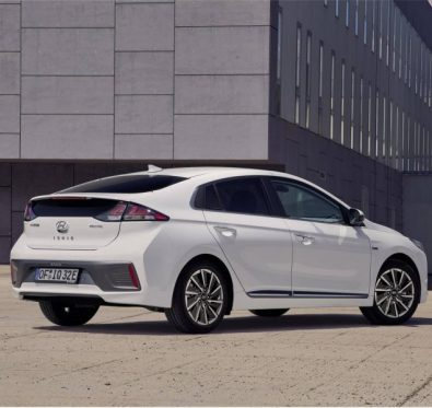 Elektrikli Hyundai IONIQ Makyajlandı