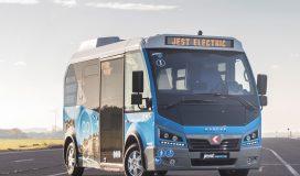 Elektrikli Minibüs Karsan Jest