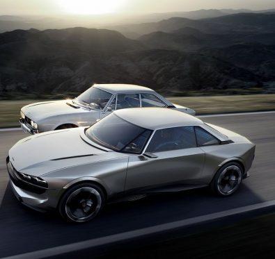 Elektrikli Peugeot e Legend Concept