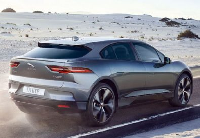 Elektrikli SUV Jaguar I PACE
