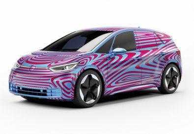 Elektrikli Volkswagen ID3 Tanıtıldı
