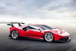 Ferrari P80 C Tanıtıldı
