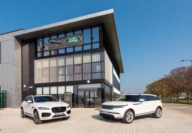 Jaguar Land Rover Kripto Para