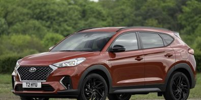 Kompakt SUV Hyundai Tucson NLine