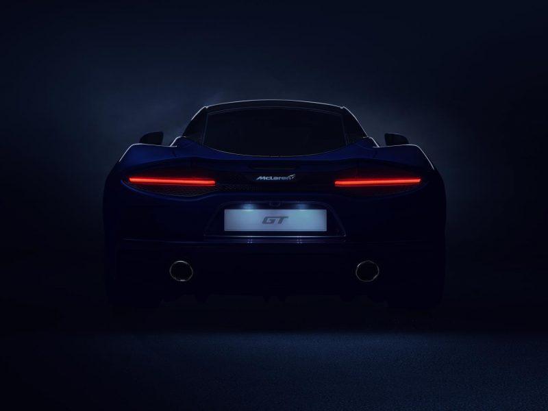 McLaren GT Tanıtıldı
