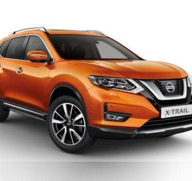 Nissan SUV Yeni Şanzıman