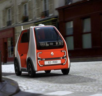 Renault EZ POD Tanıtıldı